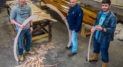 Museums Change Lives: the Scottish Boatbuilding School image