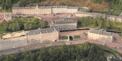 New Lanark World Heritage Site location image