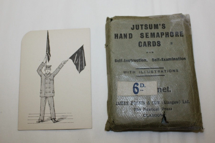 semaphore card