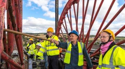 Doors Open Day | Headframe Tours image