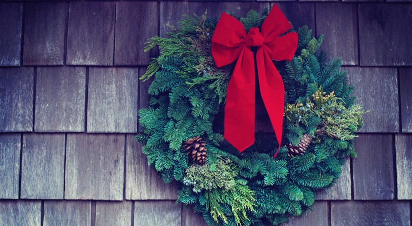 Wreath Making Workshop with Afternoon Tea image