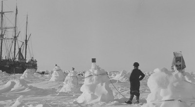 Frank Hurley And The Art Of The Platinum Print image