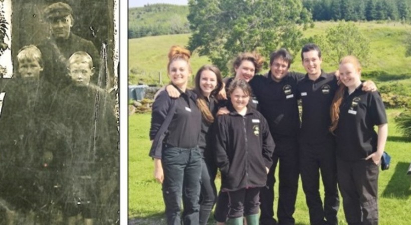 Who Are The Children of Auchindrain? image