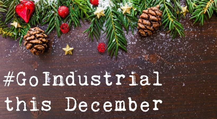 Season's Greetings from #GoIndustrial image