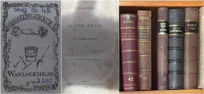 The adventures of Oliver Twist by Charles Dickens image