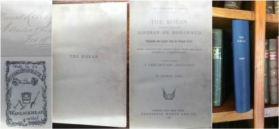 The Koran image