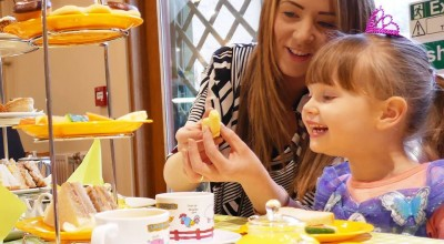 Teddy Bears Picnic and Afternoon Tea image