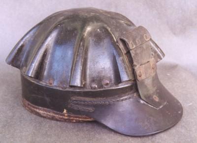 Miner's helmet image
