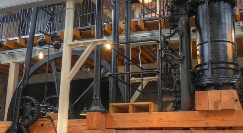 Boulton & Watt Steam Engine Demonstration image