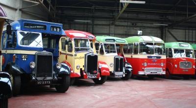 Glasgow Vintage Vehicle Trust  image
