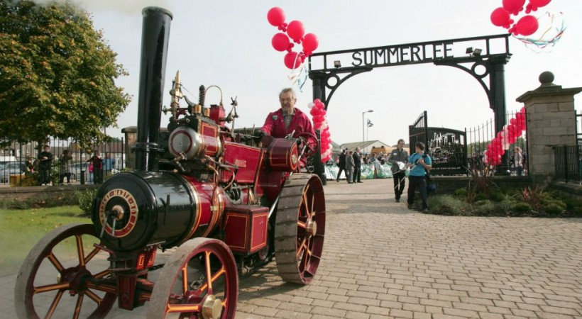 Friends of Summerlee Steam Fair image