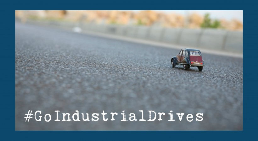 #GoIndustrialDrives image