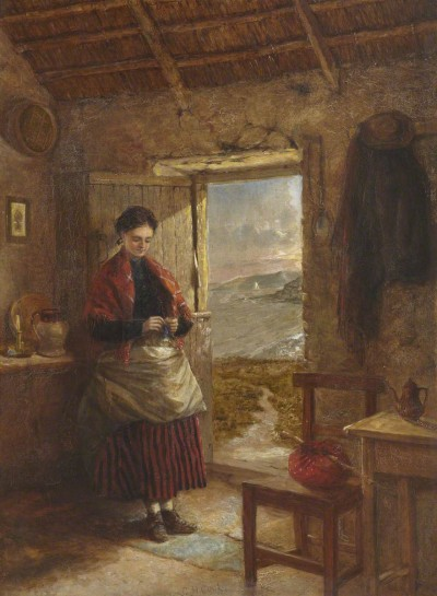 Fife Fisher Girl image