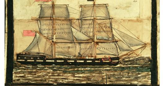 betsy miller's ship