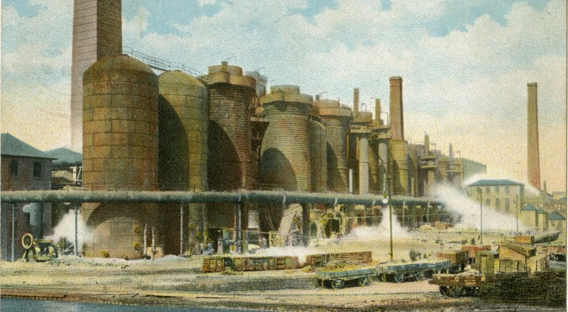 Summerlee Ironworks: Coatbridge's 'Iron Burgh' image