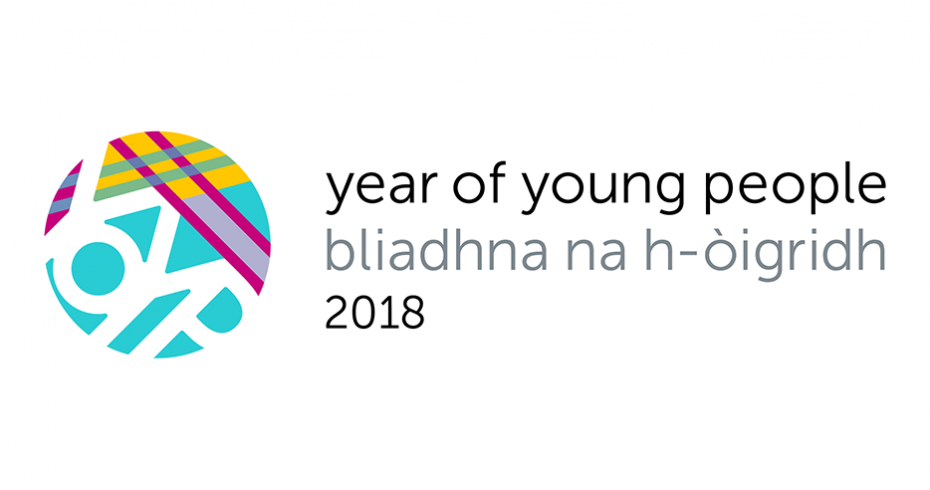 year of young people banner