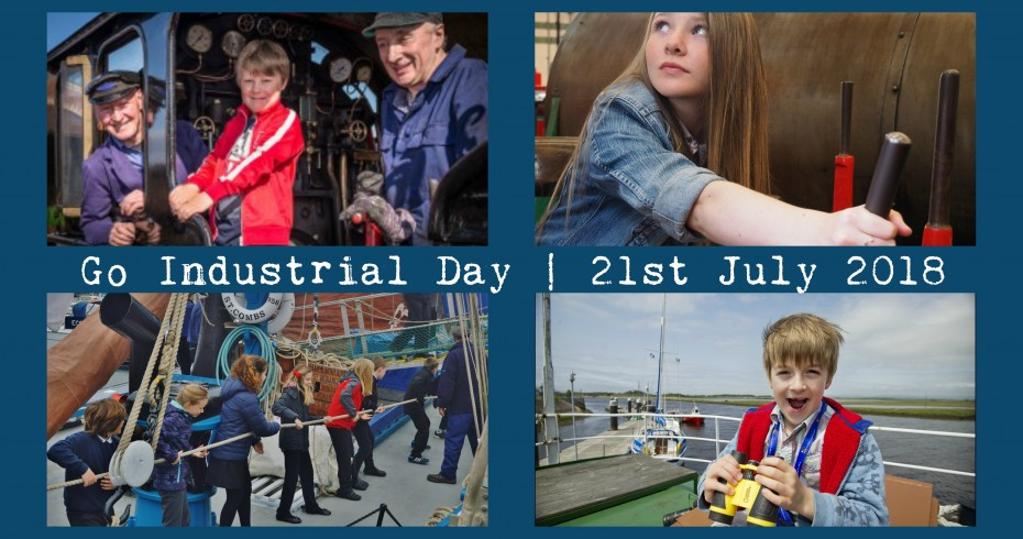 go industrial day is 21st july 2018