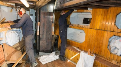 Reaper's Refit at Rosyth image