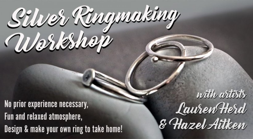 Silver Ringmaking Workshop image