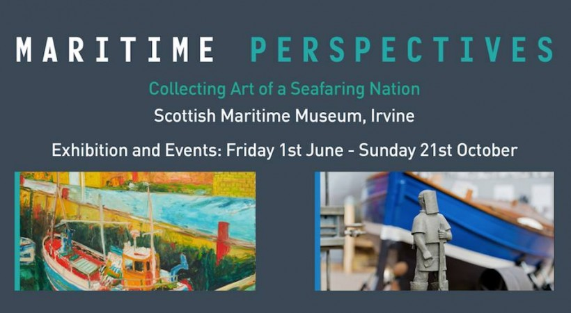Maritime Perspectives : Collecting Art of a Seafaring Nation image