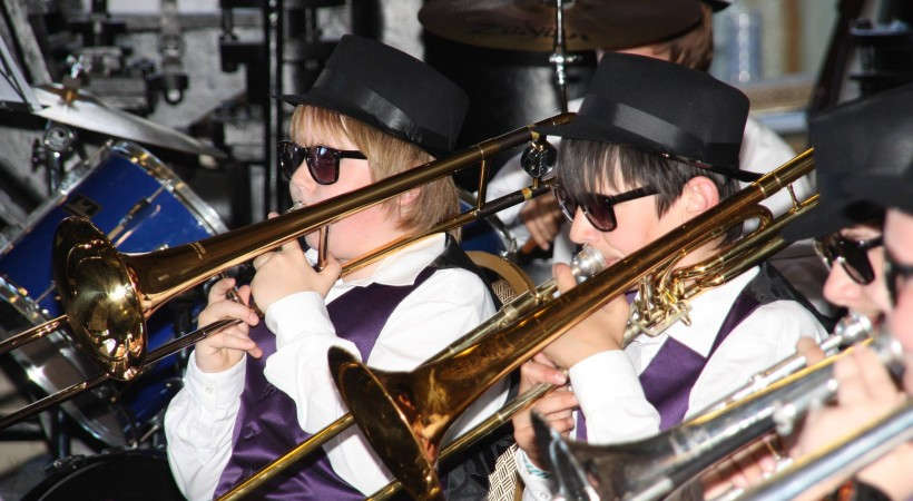 1st Annual Youth Brass Band Competition image