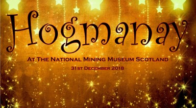 Hogmanay at National Mining Museum Scotland image