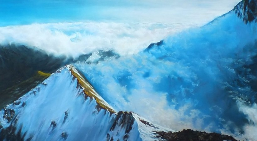 Summit 2 Sea | Art Exhibition By Greg Drumm image