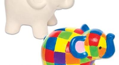 Ceramic Bank Painting image