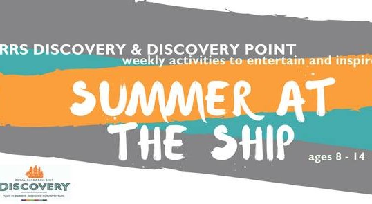 Summer at the Ship / Navigate the night sky! image