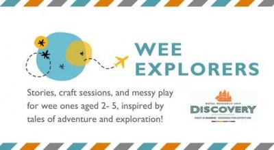 Wee Explorers image