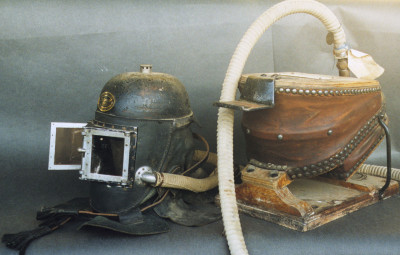 Breathing Apparatus image