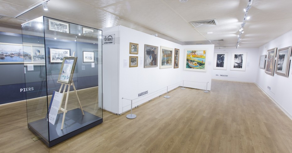 Maritime Perspectives Exhibition Image