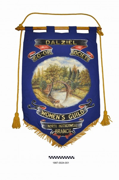 Dalziel Co-op Women's Guild Banner image