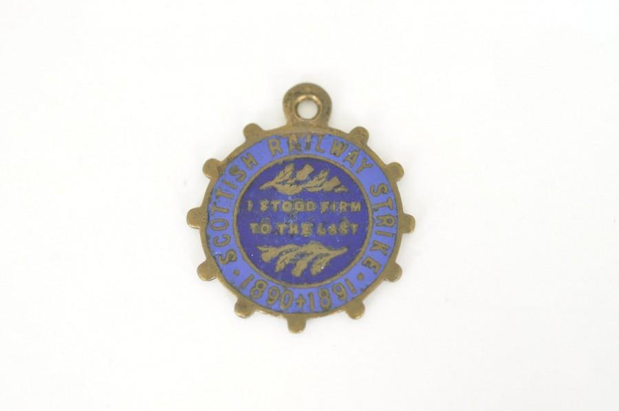Railway Strike Medal