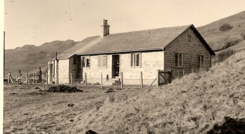 The Old 'New House' image