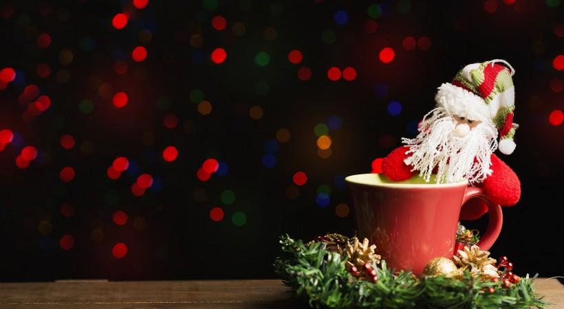 Christmas Afternoon Teas image