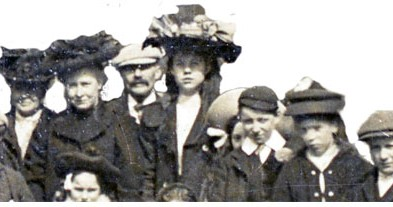 image of people wearing a variety of hats