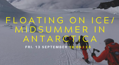 Floating on Ice – Midsummer in Antarctica image