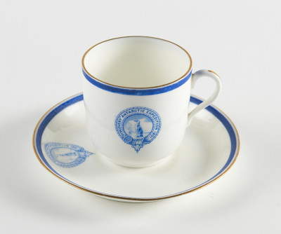 S.Y. Discovery cup and saucer image