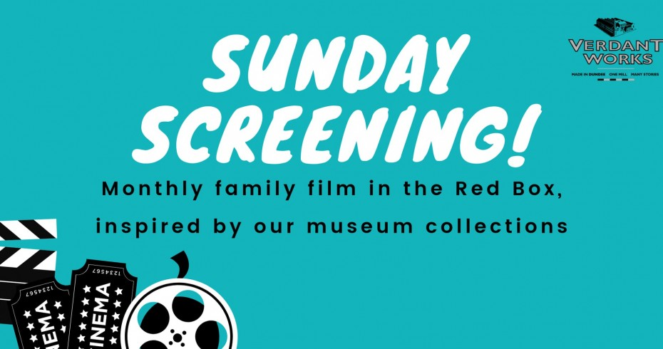 sunday screenings banner image