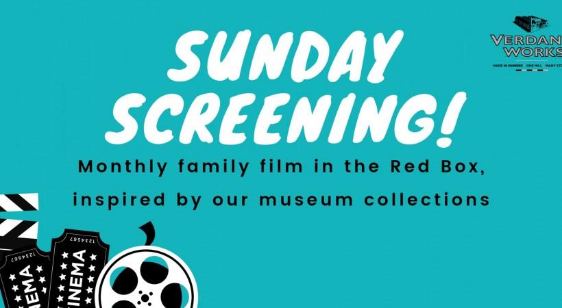 Sunday Screening image