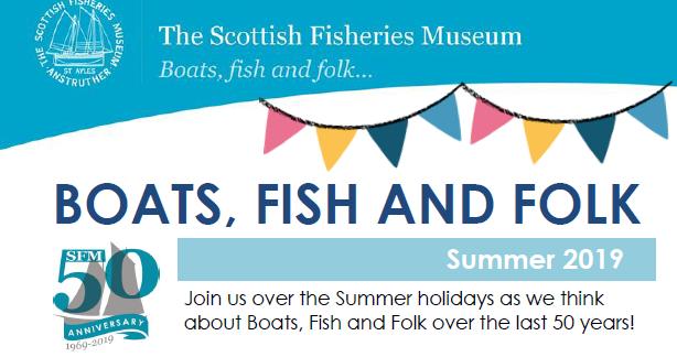 scottish fisheries museum banner