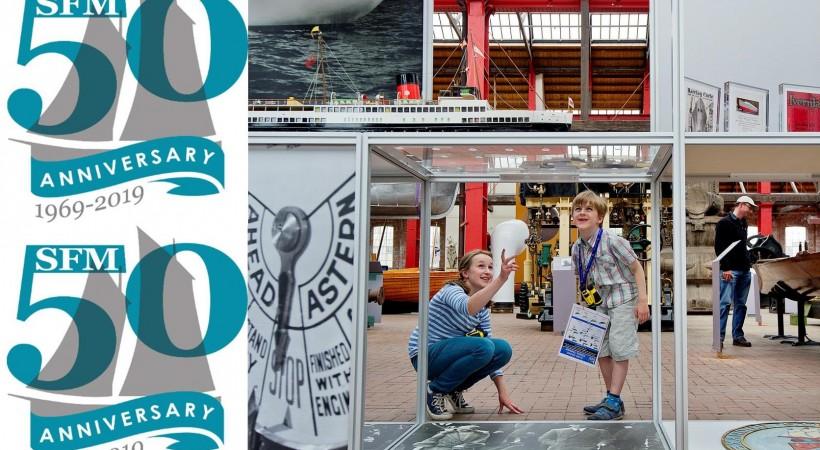 Scottish Fisheries Museum on Tour @ Maritime image