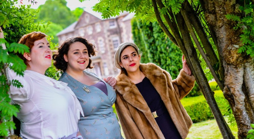 Back To The 1930s at New Lanark image
