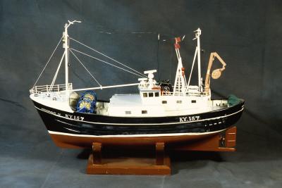 Model Boat image