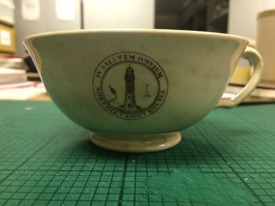 northern lighthouse board issued teacup
