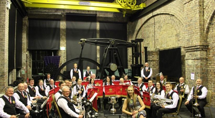 Newtongrange Silver Band Christmas Concert image