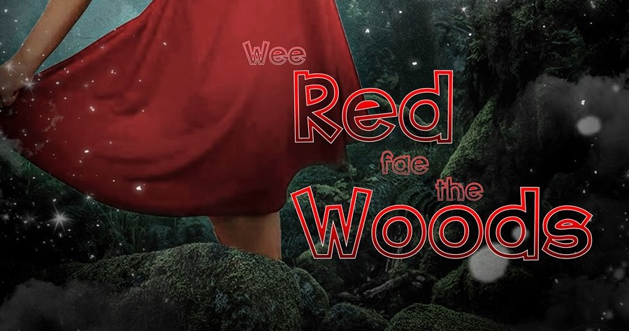 wee red fae the woods panto image