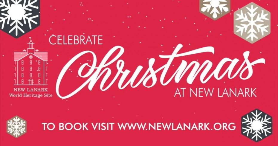 christmas at new lanark 2019