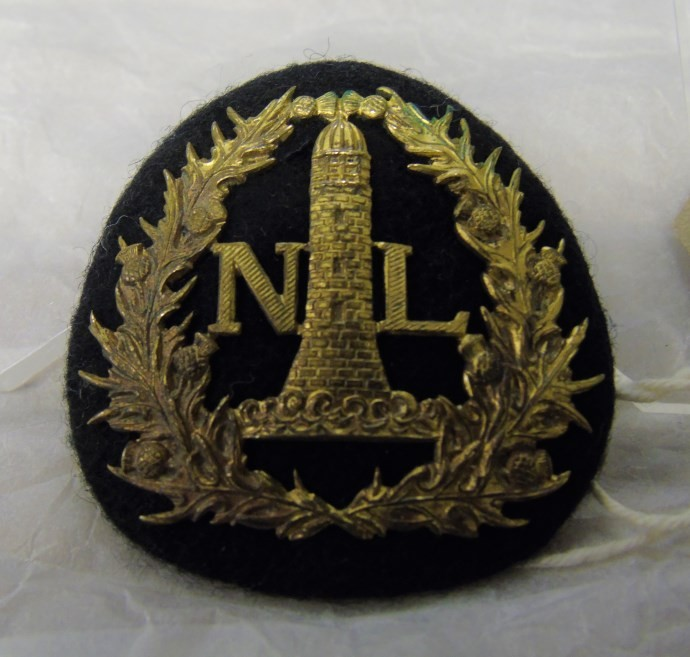 cap badge northern lighthouse board